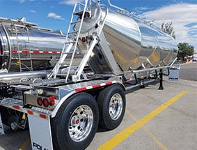Pneumatic / Dry Bulk Tank Trailers For Sale By Southwest Trailers